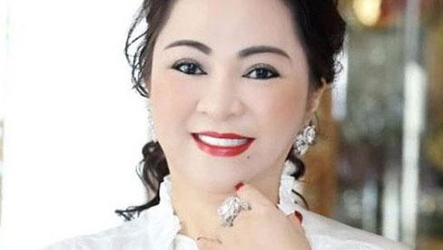 Bà Phương Hằng phản pháo về tin đồn viên kim cương 45 carat