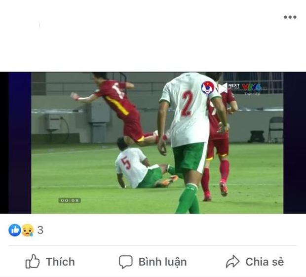 Xem trận Việt Nam VS Indonesia, muốn hét thất thanh giữa đêm: Đá bóng hay đá người?-9