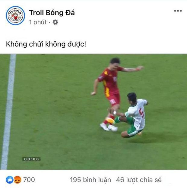Xem trận Việt Nam VS Indonesia, muốn hét thất thanh giữa đêm: Đá bóng hay đá người?-11