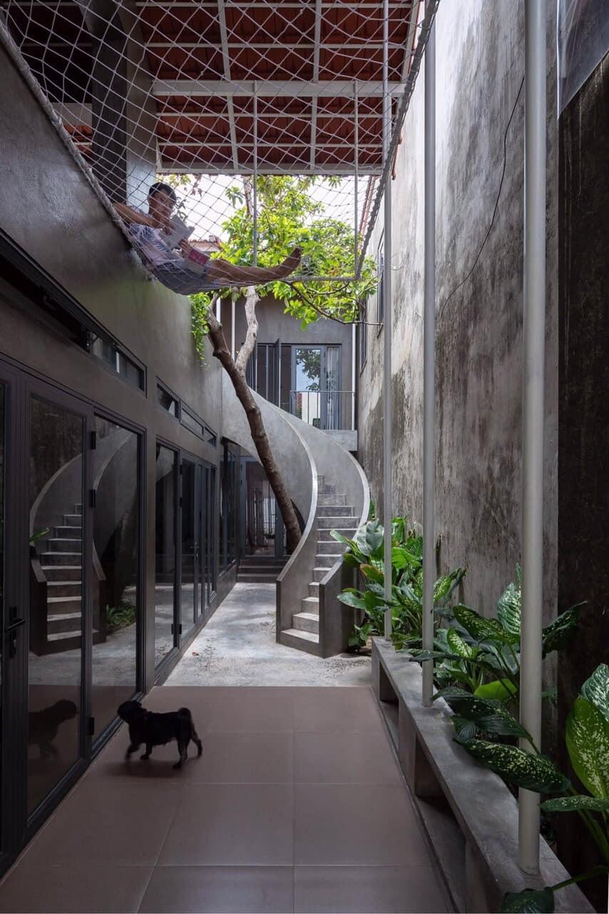 Ngôi nhà trát xi măng, xây hết 800 triệu đồng của nhiếp ảnh gia Nghệ An-13