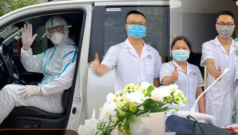Bác chủ tịch trốn vợ đi vào tâm dịch Bắc Giang làm tài xế tình nguyện: