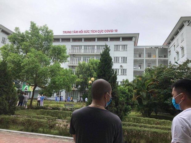 Bác chủ tịch trốn vợ đi vào tâm dịch Bắc Giang làm tài xế tình nguyện: Các con ở nhà động viên mẹ thay bố nhé!-1