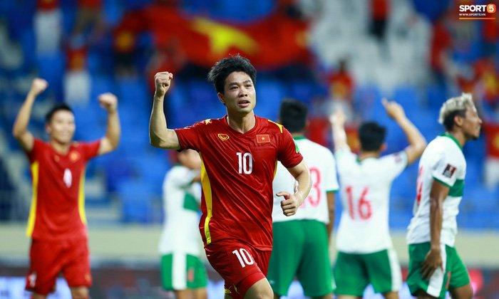 Công Phượng nổi giận vì bị đá xấu, cố kiềm chế không đánh cầu thủ Indonesia-9