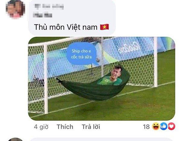 Mưa meme đổ xuống mạng xã hội sau trận thắng của tuyển Việt Nam, mời 500 anh em cười mệt nghỉ-11