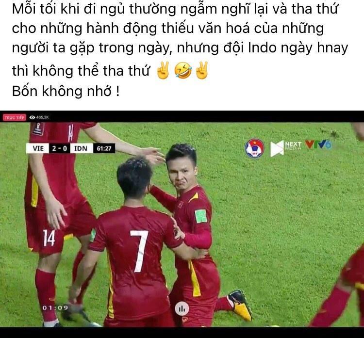 Mưa meme đổ xuống mạng xã hội sau trận thắng của tuyển Việt Nam, mời 500 anh em cười mệt nghỉ-16
