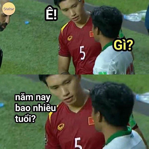 Mưa meme đổ xuống mạng xã hội sau trận thắng của tuyển Việt Nam, mời 500 anh em cười mệt nghỉ-2
