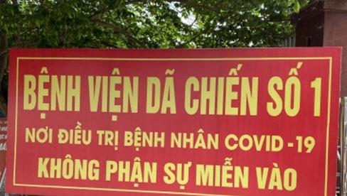 Sáng 9/6: Thêm 64 ca mắc tại 5 tỉnh, thành phố; Việt Nam có 9.222 bệnh nhân COVID-19