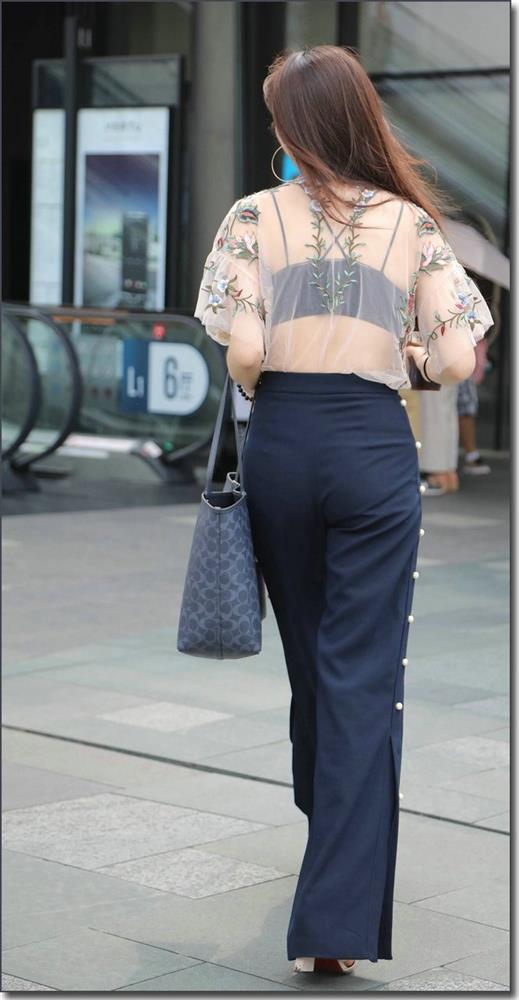 Dù đẹp đến mấy cũng xin các chị em đừng mặc kiểu áo này đi làm!-4