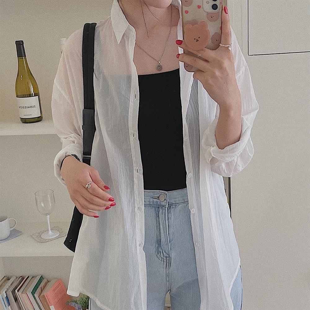 Dù đẹp đến mấy cũng xin các chị em đừng mặc kiểu áo này đi làm!-7