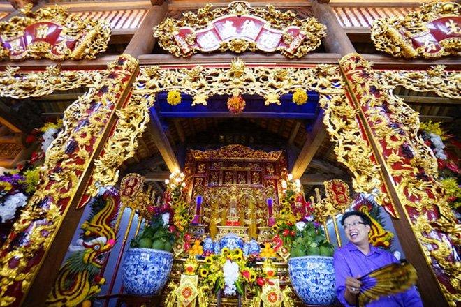 Về thăm Đền thờ Tổ nghiệp của NS Hoài Linh sau loạt lùm xùm từ thiện: Camera bố trí dày đặc, hàng xóm kể không bao giờ thấy mặt-1
