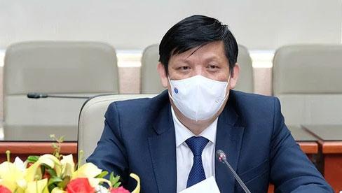 Bộ trưởng Bộ Y tế: