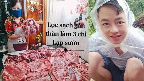Cô dâu 63 tuổi ở Cao Bằng và chồng trẻ bỗng gây sốt với hình ảnh cùng nhau bán lạp xưởng và cuộc sống bí ẩn sau thời gian biệt tích