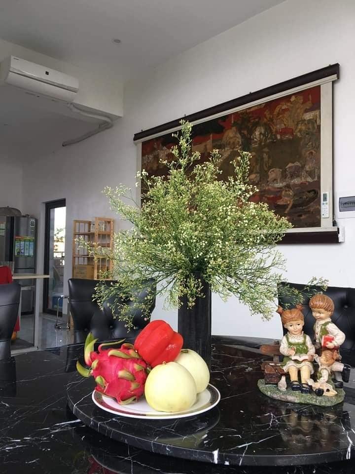 Nhà cổ nằm trên nóc biệt thự gần 500m2 ở Hà Nội-21