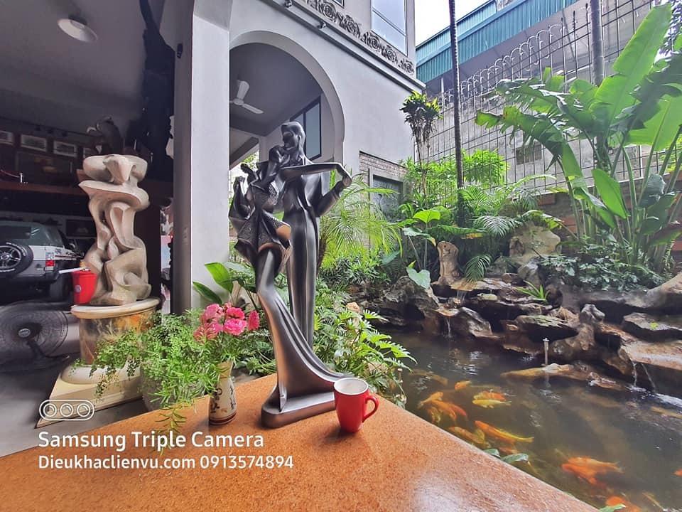 Nhà cổ nằm trên nóc biệt thự gần 500m2 ở Hà Nội-27
