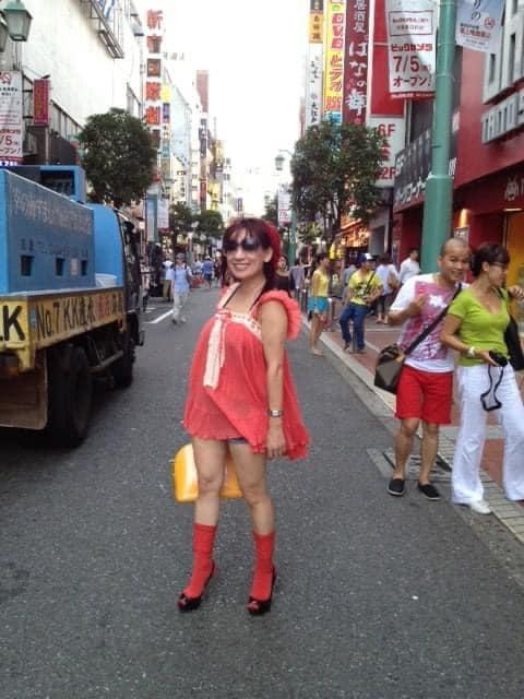 Phi Nhung bị đào mộ loạt ảnh ăn mặc thảm họa nhất ở Nhật-3