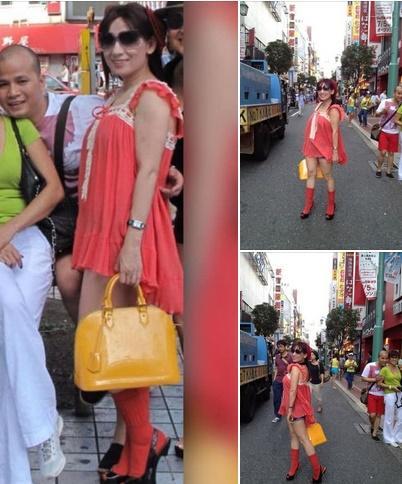 Phi Nhung bị đào mộ loạt ảnh ăn mặc thảm họa nhất ở Nhật-4