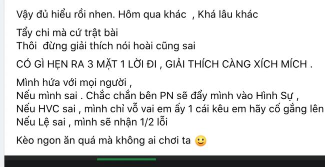 """Cậu IT Nhâm Hoàng Khang khẳng định: Nếu mình sai chắc chắn bên Phi Nhung sẽ đẩy mình vào hình sự""""-1"""