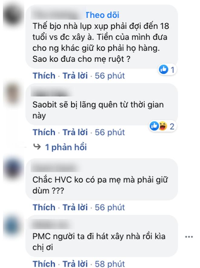 Phi Nhung khẳng định cát-xê của Hồ Văn Cường do quản lý giữ, netizen thắc mắc: Bố mẹ em còn đó sao không gửi qua?-3