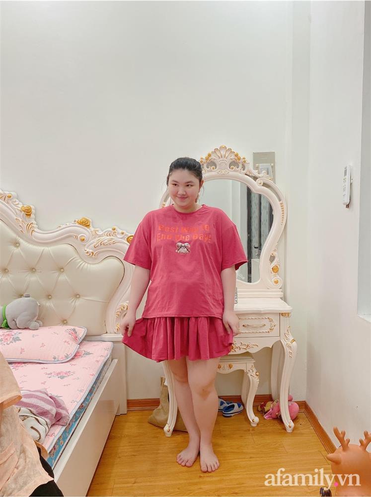 Mẹ Hà Nội đẻ lần đầu xinh đẹp vạn người mê, bầu lần 2 tăng vọt 40kg như bị biến hình khiến chồng đi công tác về không nhận ra vợ-6