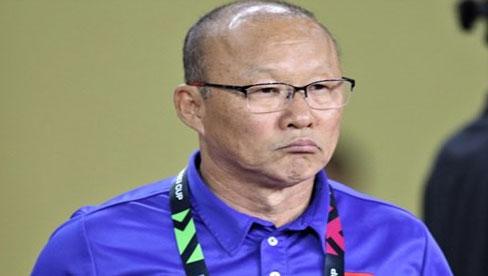 AFC cấm HLV Park tiếp xúc tuyển Việt Nam ở sân