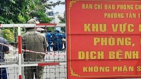 Trưa 14/6, Việt Nam có 100 ca mắc COVID-19 mới, riêng TP.HCM 26 trường hợp