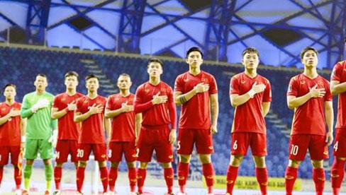 Đội tuyển Việt Nam có lịch thi đấu vòng 3 World Cup vào mùng 1 Tết Âm lịch