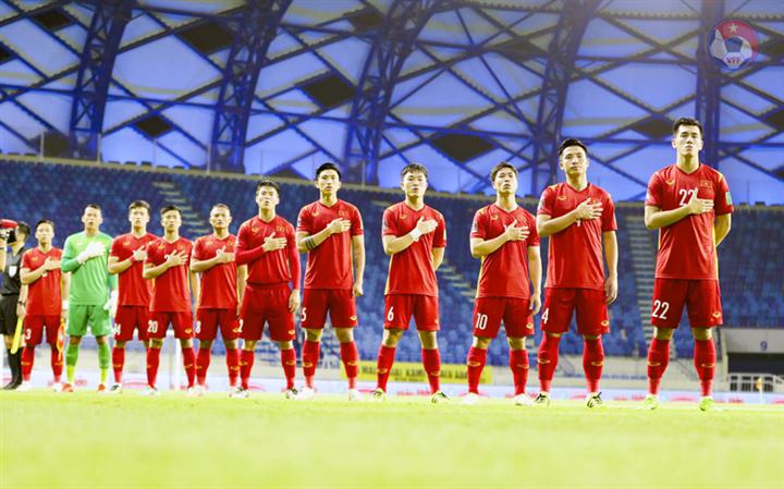 Đội tuyển Việt Nam có lịch thi đấu vòng 3 World Cup vào mùng 1 Tết Âm lịch-2