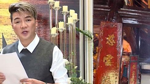Đàm Vĩnh Hưng trần tình vụ dùng tiền cứu trợ lũ để xây chùa, netizen chỉ trích: Dùng tiền đúng mục đích đi anh ơi!