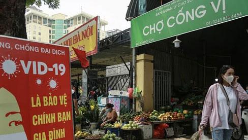 Hà Nội: Đề xuất cho hàng quán ăn uống trong nhà mở cửa trở lại từ 22/6