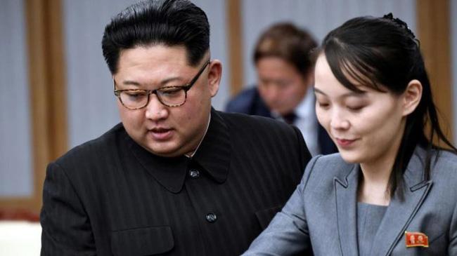 """Em gái ông Kim tuyên bố Mỹ giải mã """"nhầm"""" tín hiệu từ Triều Tiên"""