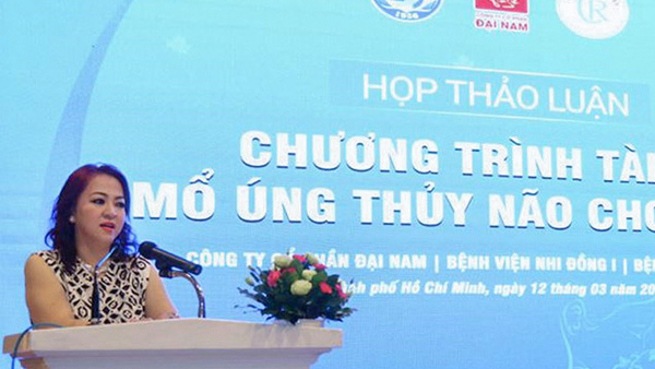 Bà Phương Hằng tạm ngừng Quỹ từ thiện Hằng Hữu nghìn tỷ