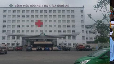 Người đàn ông đưa vợ vào sinh có kết quả dương tính SARS-CoV-2, khoa sản bệnh viện lớn nhất Bắc Trung Bộ bị phong tỏa
