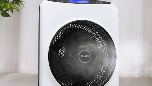 5 sai lầm khi dùng quạt hơi nước có thể gây nguy hại sức khỏe thậm chí
