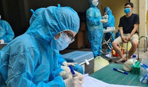 Trưa 1/7, thêm 258 ca Covid-19, riêng TP.HCM có 154 bệnh nhân