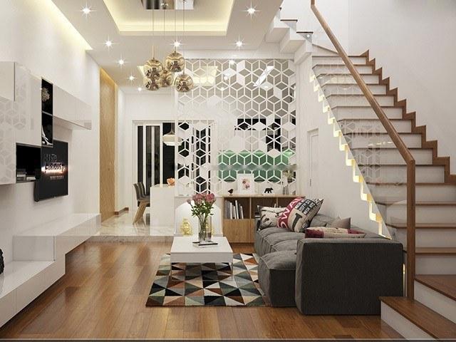Những mẫu vách ngăn chia tách phòng cho nhà nhỏ tạo không gian bất ngờ-4
