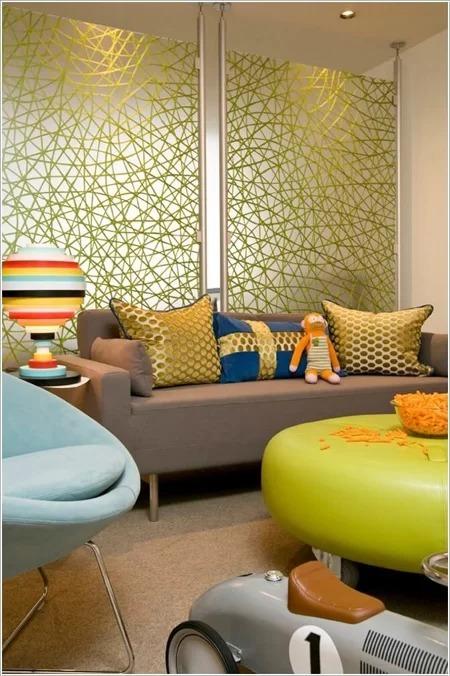 Những mẫu vách ngăn chia tách phòng cho nhà nhỏ tạo không gian bất ngờ-9