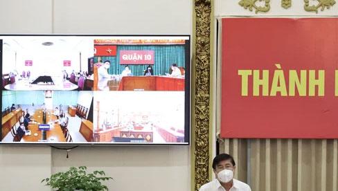TP.HCM: Phong tỏa trụ sở UBND một phường ở quận Tân Phú vì cán bộ nghi mắc Covid-19