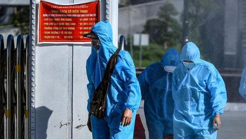 F0 trèo tường trốn khỏi khu điều trị ở Bắc Giang, bắt xe khách đi Hà Giang