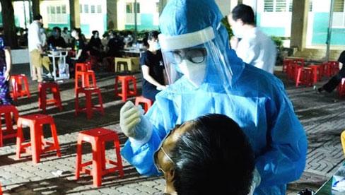 Hơn 300 sinh viên Hải Dương giúp TP.HCM chống dịch, Chủ tịch Q.Gò Vấp nói