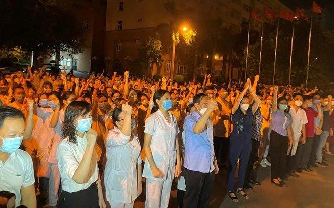 Hơn 300 sinh viên Hải Dương giúp TP.HCM chống dịch, Chủ tịch Q.Gò Vấp nói hết sức đáng trân quý-1