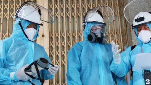 Hà Nội ghi nhận 2 ca dương tính SARS-CoV-2: Lái xe đường dài và bảo vệ khu công nghiệp