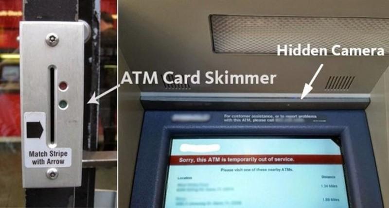 Rút tiền tại cây ATM phải chú ý 3 điểm này, kẻo mất tiền oan-2