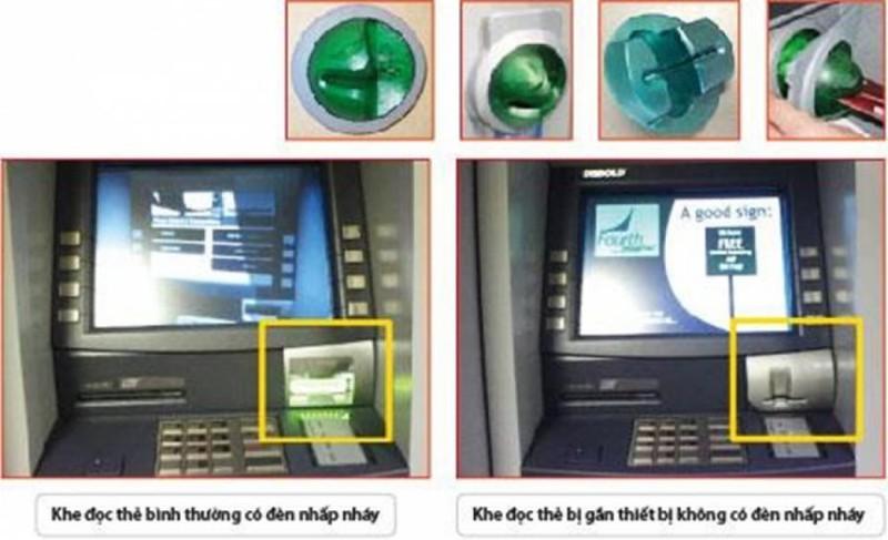 Rút tiền tại cây ATM phải chú ý 3 điểm này, kẻo mất tiền oan-3