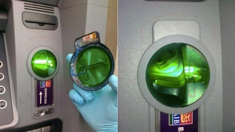 Rút tiền tại cây ATM phải chú ý 3 điểm này, kẻo mất tiền oan-1