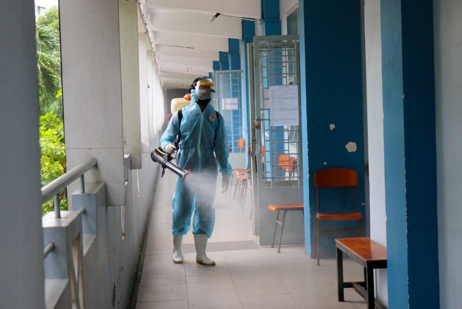 Nín thở tổ chức thi tốt nghiệp giữa bão dịch Covid-19-2