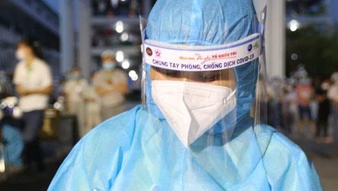 Từ 27/4 đến nay, TP.HCM có gần 8.400 trường hợp mắc COVID-19