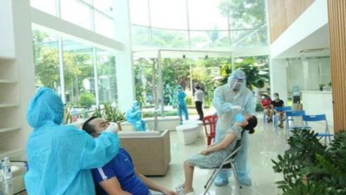 Trưa 8/7 thêm 355 ca mắc COVID-19 mới, TP.HCM 200 ca, Đồng Tháp 91 bệnh nhân