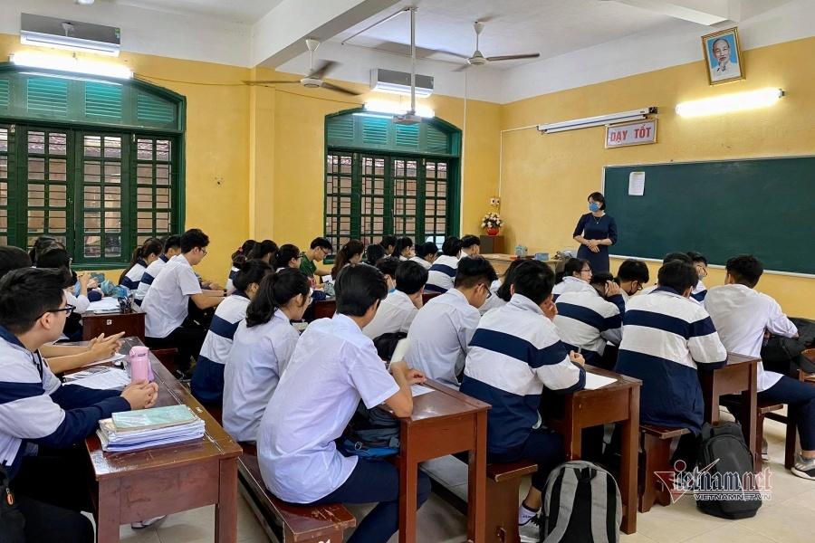 Hà Nội chưa cho học sinh trở lại trường vào ngày 10/7-1