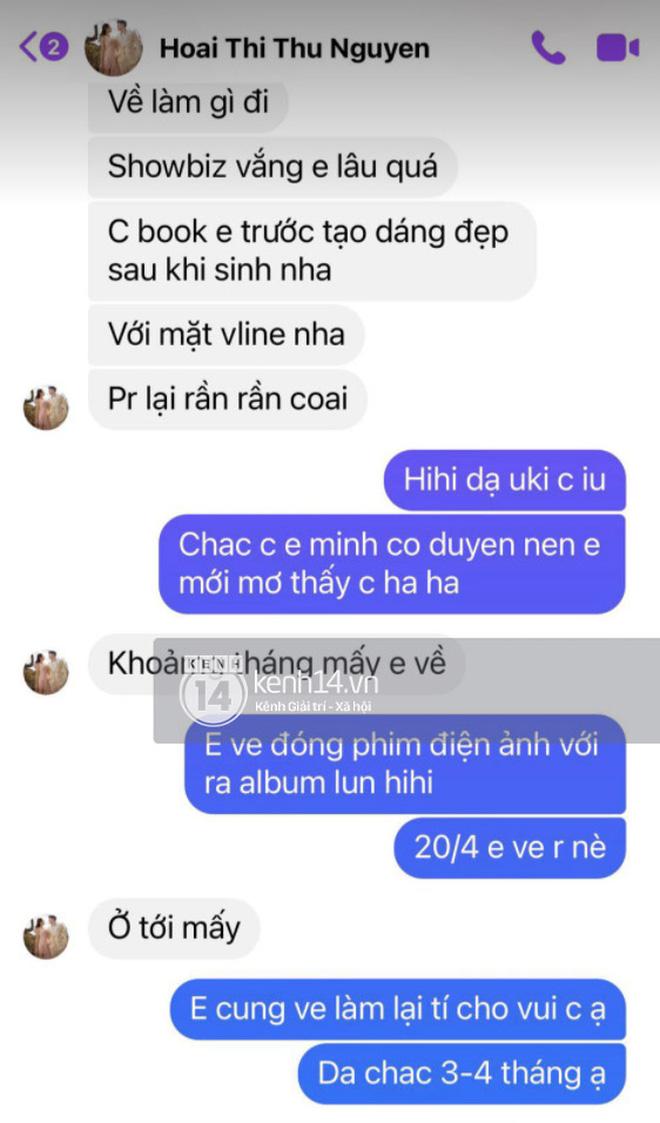 Vy Oanh tung bằng chứng tố Thu Hoài nói dối trắng trợn, làm cho ra nhẽ nghi vấn yêu sách trở mặt đòi cát-xê-2