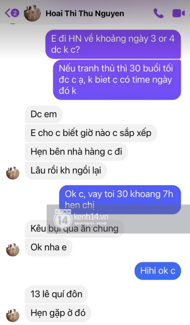 Vy Oanh tung bằng chứng tố Thu Hoài nói dối trắng trợn, làm cho ra nhẽ nghi vấn yêu sách trở mặt đòi cát-xê-8